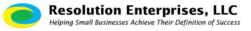 Resolution Enterprises: Helping Small Businesses Achieve Their Definition of Success